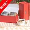 高档礼品盒包装茶叶 普克 puerhkiss 礼品茶