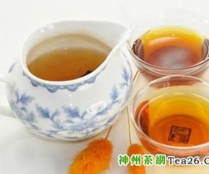 川红工夫茶