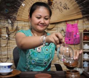 2014北京春茶节黄山名茶斗茶大赛在京落幕