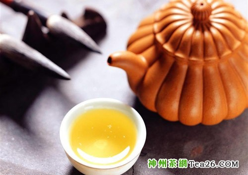 分享黄茶的冲泡方法 正确泡出高品质茶汤