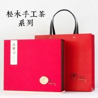 手工茶系列包装礼盒(排泡简易盒)
