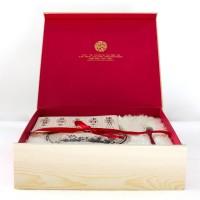 手工茶系列包装礼盒单片茶饼型(适合白茶/普洱茶等)
