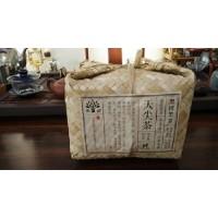 安化黑茶金花手筑茯砖黑树黑茶正宗特级2kg篓装天尖