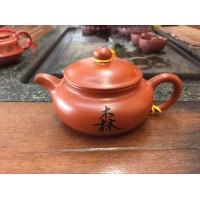 潮州功夫茶泡茶壶半手工茶壶,仿古款式,客户定制森,潮制茶艺