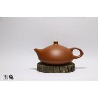 潮州厂家直销赖通发玉兔茶壶,正品手拉壶紫砂壶茶壶茶具