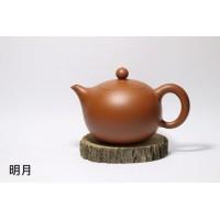 功夫茶茶壶明月壶纯手工制作,国家手拉壶大师谢华弟子