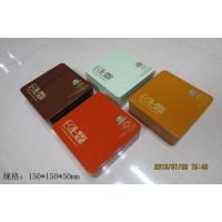 茶叶铁盒包装高级定制包装盒