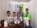 泡功夫茶再不怕烫手 3名小学生发明泡茶机器人