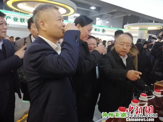中国·常山油茶博览会开幕:万亩油茶铸就富民路
