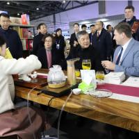 第十三届绿博会暨2020中国(江西)茶文化展览会茶博会